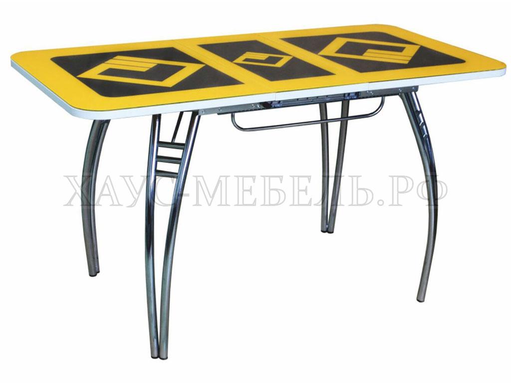 Обеденные столы из закаленного стекла